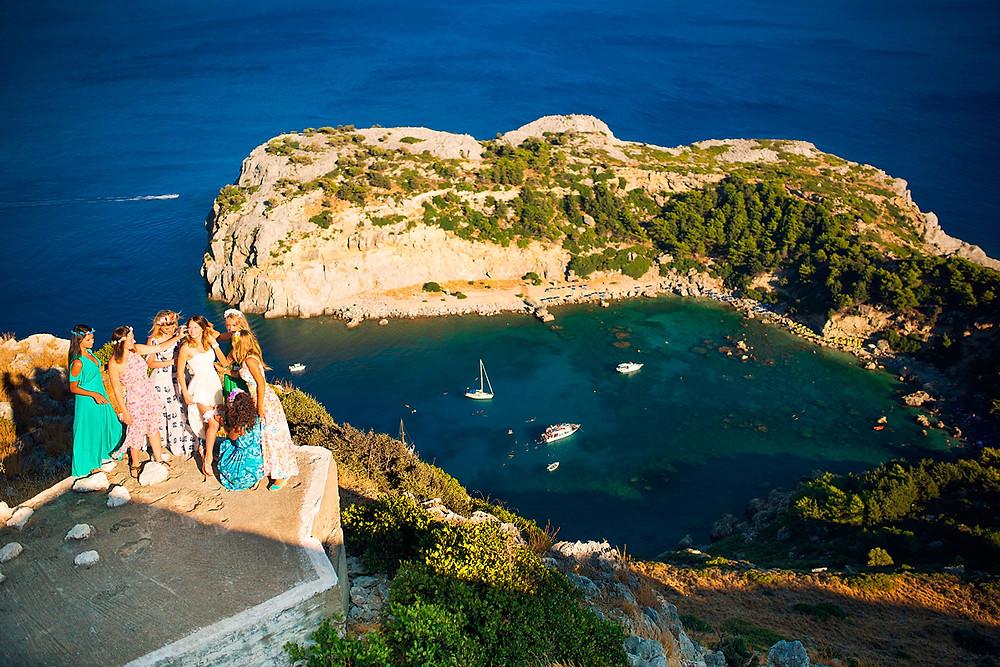 Остров Родос. Дешевый тур на двоих