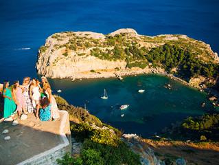 Греция, остров Родос. Летим на неделю за 12,5 тысяч рублей