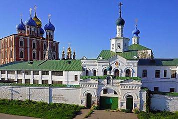 Маршруты выходного дня, Рязань и село Константиново