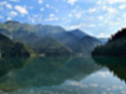 Как доехать до Абхазии. Озеро Рица