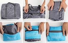 Складная дорожная сумка