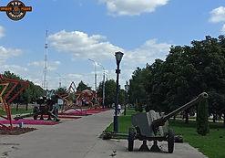 Тамбов. Парк Победы