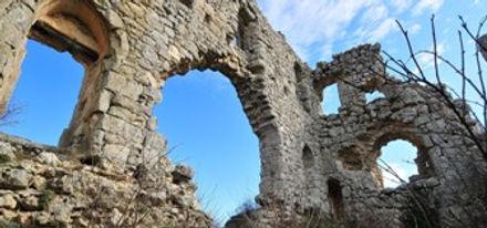 Пещерный город-крепость Мангуп-Кале