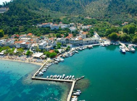 Греция - 5 туров от 28 до 32 тысяч за двоих на неделю.