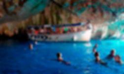 Голубая пещера, Голубой грот, голубая лагуна, Черногория