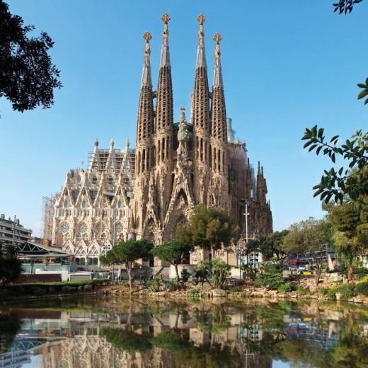 Дешевые туры в Барселону, Испания
