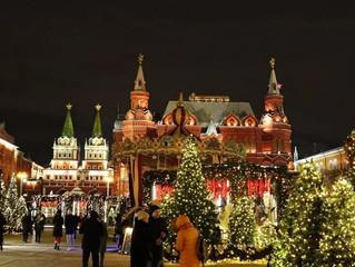 Всё бесплатно на праздниках в Москве - парковка, музеи и кинотеатры
