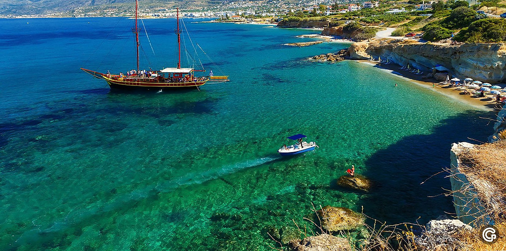 Горящие туры в Грецию на Крит в октябре 2018