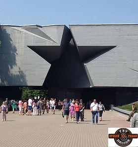 Маршруты выходного дня. Брестская крепость
