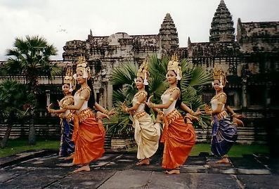 Зимой в Камбоджу, на зиму в Камбоджа, Отдых в Камбоджа