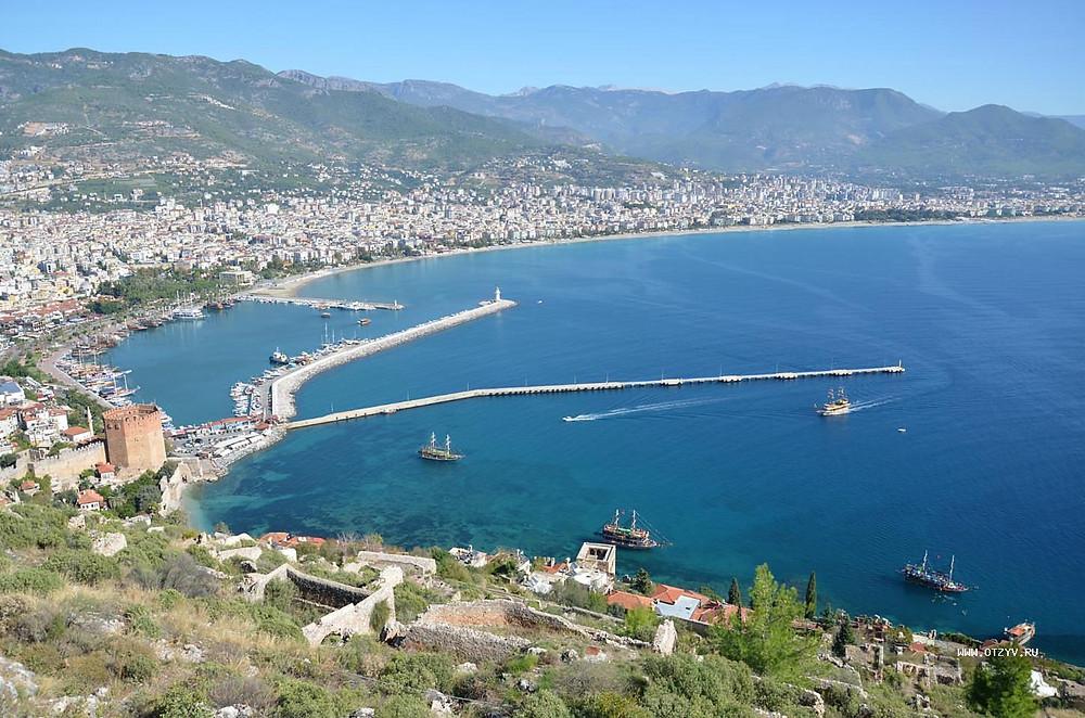 Дешевый тур в Турцию на семь дней