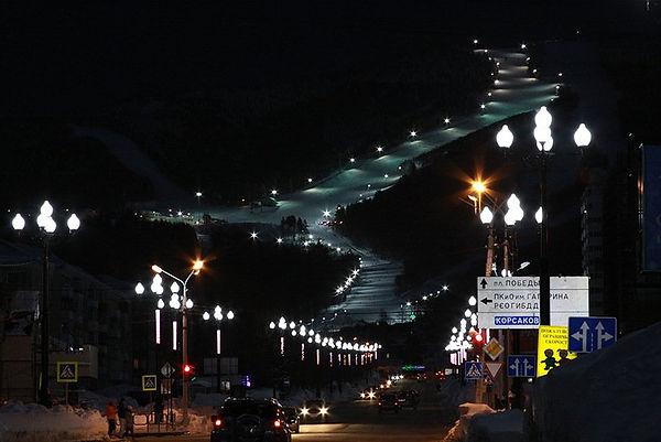 Горный воздух (Сахалин) – Дальневосточные горнолыжные курорты России