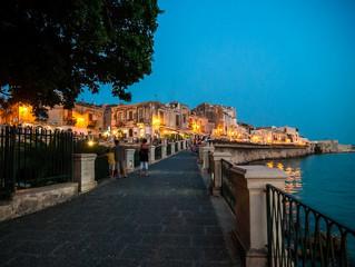 Италия, остров Сицилия - неделя на берегу Средиземного моря
