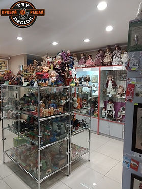 Музей кукол в Костроме