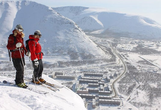 Хибины (Мурманск) – Северные горнолыжные курорты России