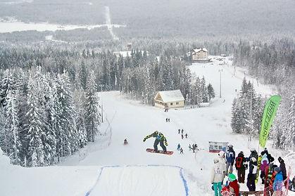 Где покататься в Екатеринбурге на лыжах, горнолыжные курорты в свердловской области