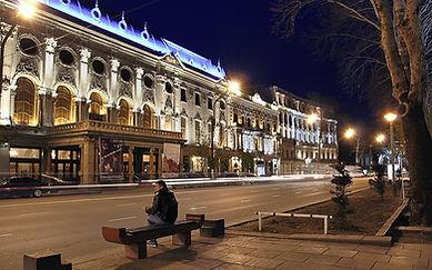Тбилиси, проспект Шота Руставели