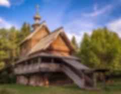 Архитектурно-этнографический музей деревянного зодчества под открытым небом