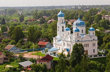 Новоторжский Борисоглебский монастырь