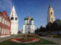 Что посмотреть в Коломне, Интересные места Коломны, Коломеский Кремль, Кремль в Коломне