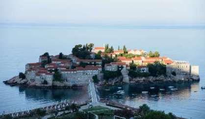 Остров Святой Стефан. Что посмотреть в Черногории