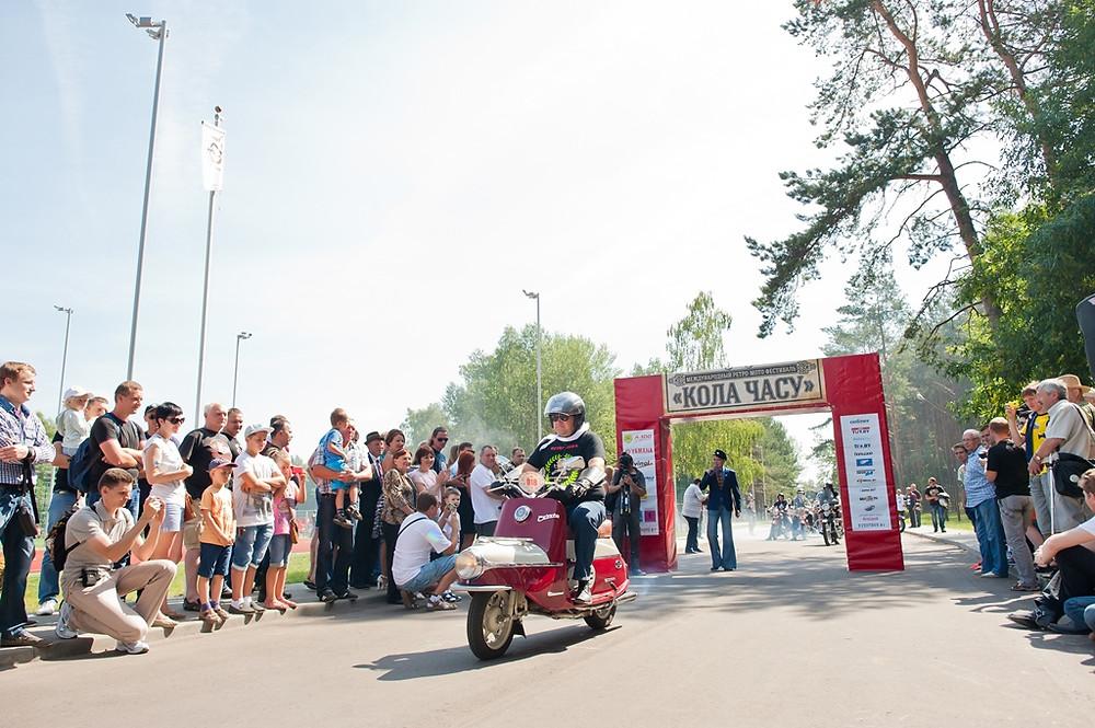 Кола Часу в Беларусь