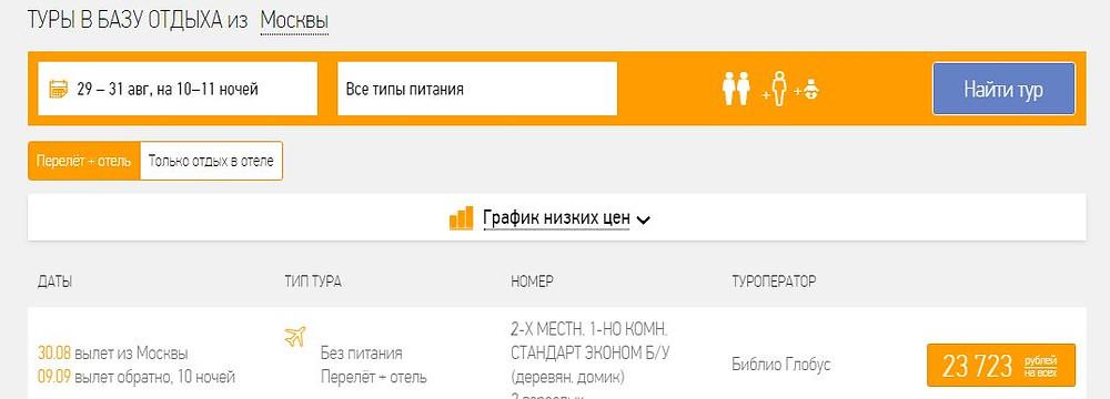 Дешево съездить в Крым