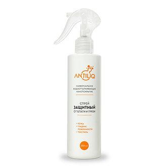 ANTILIQ - Универсальное нанопокрытие для кожи и тканей