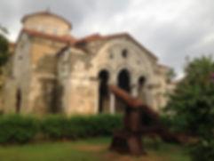 Трабзон. Храм Святой Софии (Айя-София)