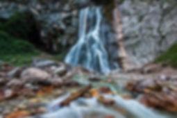Отдых в Абхазии.  Гегский водопад