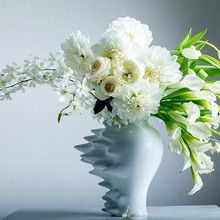 The world of white! _Flower by Tenkei No