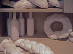 Cupboard: detail