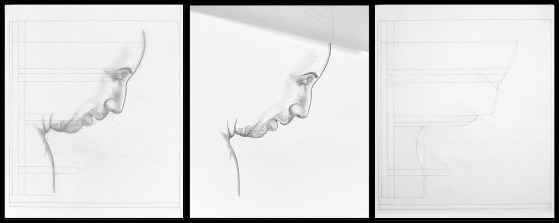 Cornice Portrait - B