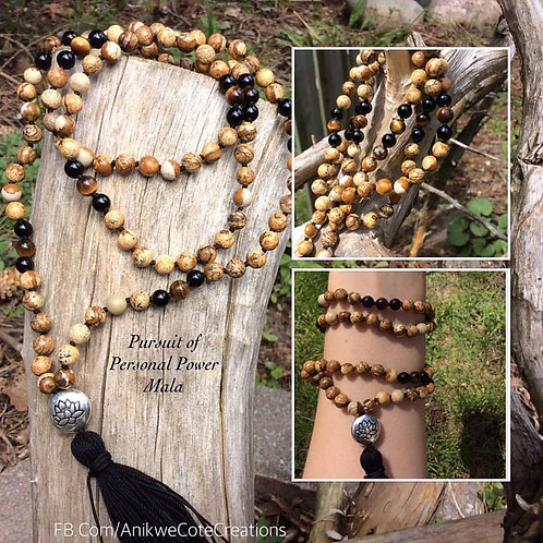 Pursuit of Personal Power Mala
