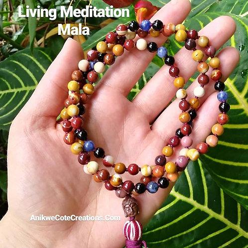 Living Meditation Mala