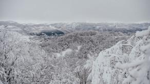 Escursione invernale sul Monte Scalambra