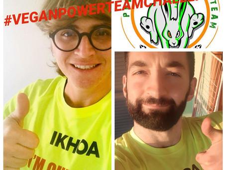 Che il Vegan Power Team Challenge abbia inizio!