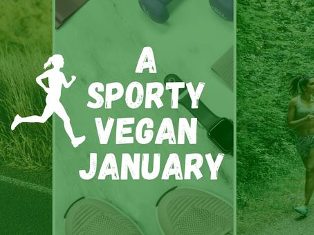Domani parte la Sporty Vegan Week!
