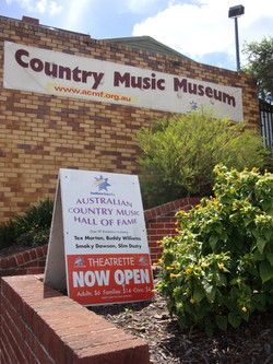 Australian Country Music Hall of Fame, Tamworth