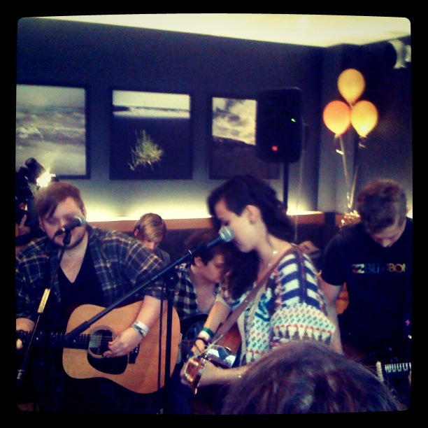 Of Monsters and Men, Reykjavik