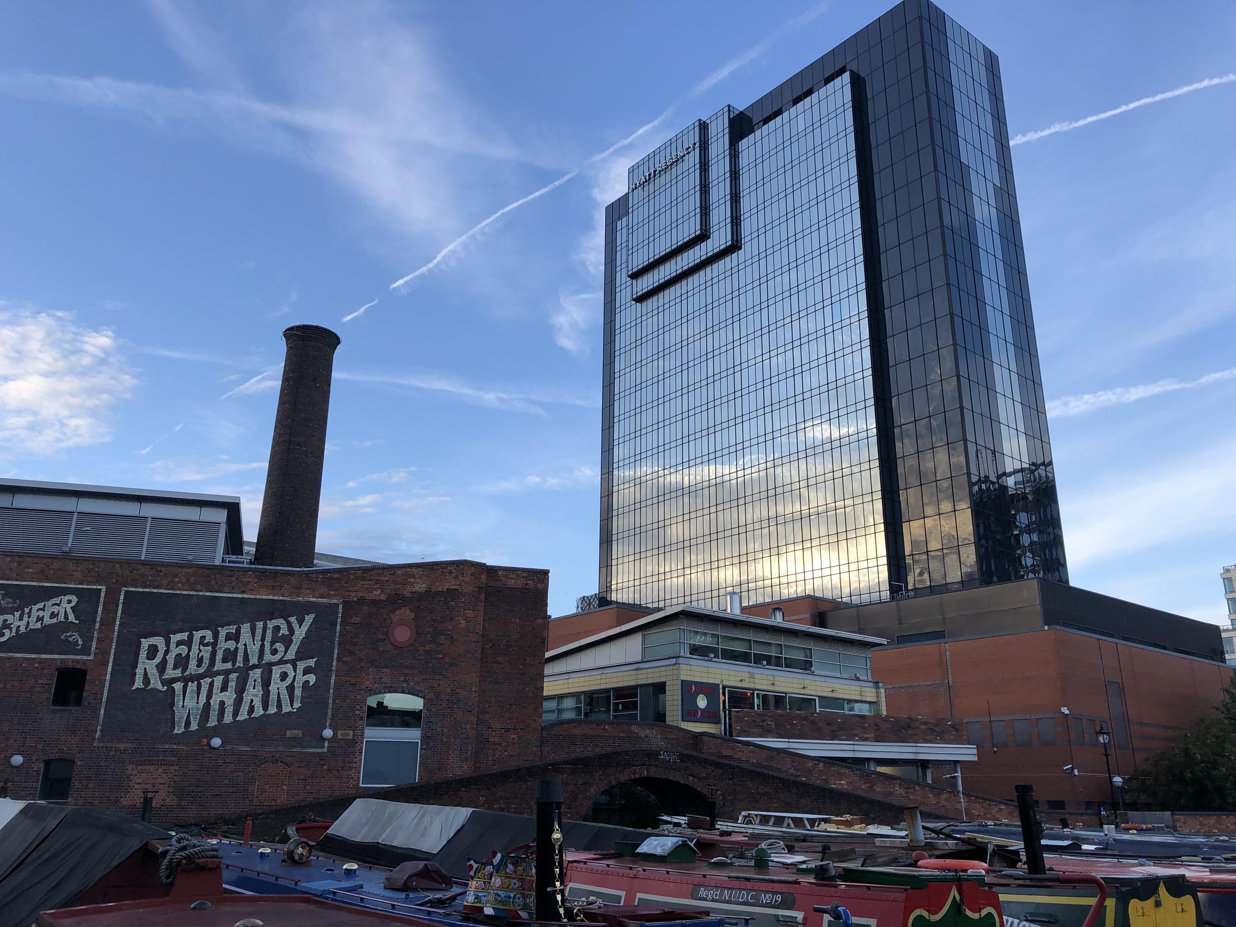 Regency Wharf, Birmingham