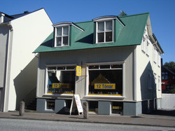 12 Tonar record store, Reykjavik