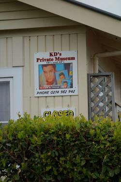 KD's Elvis Presley Museum, Hawera, New Zealand