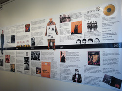 Timeline of Iceland's music history