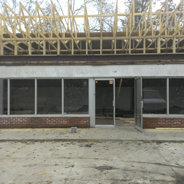 new commercial construction