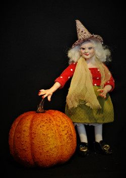 How About a Pumpkin - Sold