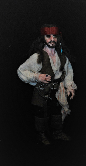 Pirate - Sold