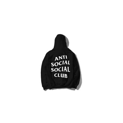 d5f7d74283c2 Anti Social Social Club Mind Games Hoodie Black