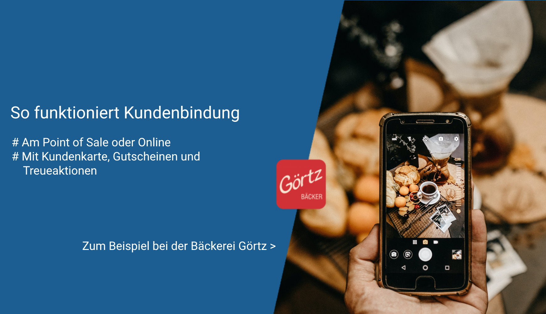 Kundenbindung-App