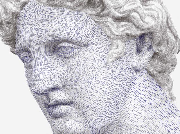 Apollon poil